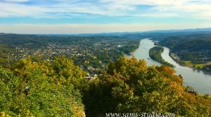 Hiking to Königswinter and Drachenfels!